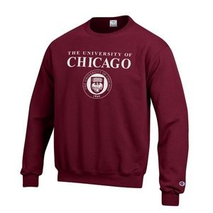 University of Chicago Pullover Crewneck Sweater